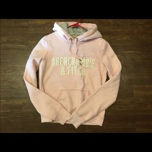 Abercrombie Women's Hoodie New With Tags